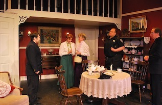 """ARSENIC AND OLD LACE"" Another Classic Production at Antrim Playhouse Four Stars!"